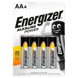Alkaline Power AA-LR6 1,5 V Baterie alkaliczne 4 sztuki