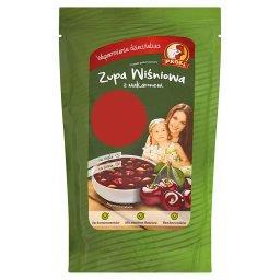 Zupa wiśniowa z makaronem