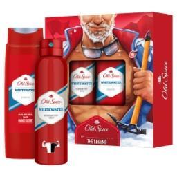 Alpinist Zestaw Dezodorant wsprayu 150 ml + Żel pod prysznic 250 ml
