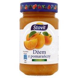Dżem z pomarańczy niskosłodzony