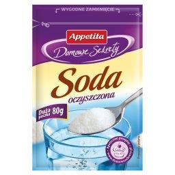 Domowe Sekrety Soda oczyszczona