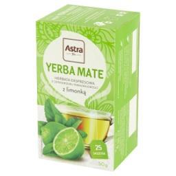 Herbata ekspresowa Yerba Mate z limonką 50 g ()
