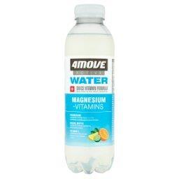 Active Water Magnez + Witaminy Napój niegazowany o smaku cytrusowym