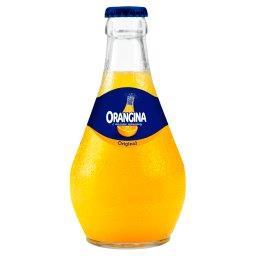 Original Napój gazowany o smaku pomarańczowym 0,25 l