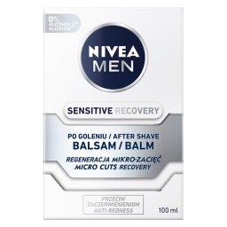 MEN Sensitive Regenerujący balsam po goleniu