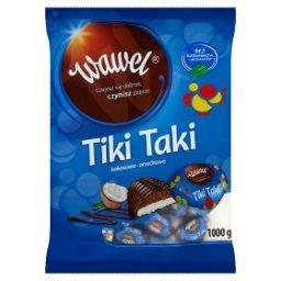 Tiki Taki kokosowo-orzechowe Czekoladki nadziewane
