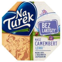 Nasz Camembert lekki Ser