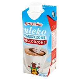 Gostyńskie mleko zagęszczone niesłodzone 7,5%