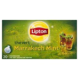 Marrakech Mint Herbata zielona aromatyzowana  (20 torebek)