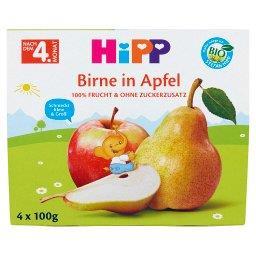 BIO Jabłka-gruszki po 4. miesiącu 400 g