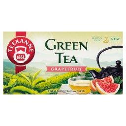 Herbata zielona o smaku grejpfrutowym 35 g