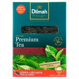 Premium Tea Klasyczna czarna herbata