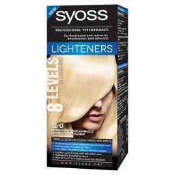 Lighteners Intensywny rozjaśniacz 12-0