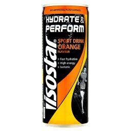 Hydrate & Perform Napój smak pomarańczowy