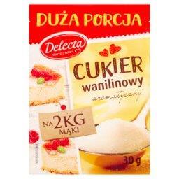 Cukier wanilinowy z naturalnym ekstraktem wanilii