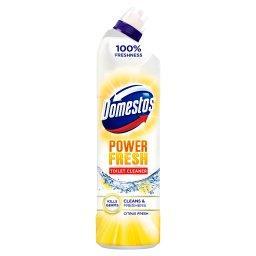 Total Hygiene Citrus Fresh Żel do czyszczenia toalet