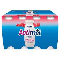 Actimel Mleko fermentowane o smaku malinowym 800 g