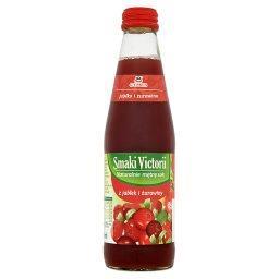 Smaki Victorii Naturalnie mętny sok z jabłek i żurawiny