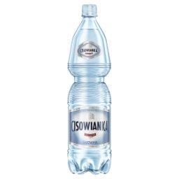 Naturalna woda mineralna gazowana niskosodowa 1,5 l