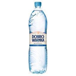 Naturalna woda mineralna lekko gazowana 1,5 l