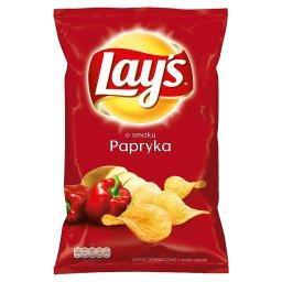 O smaku Papryka Chipsy ziemniaczane