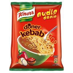 Nudle Doner Kebab Danie
