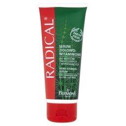 Radical Serum ziołowo-witaminowe do włosów zniszczonych i wypadających