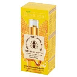 Manuka Honey Nutri Elixir Odżywczo-nawilżające serum na dzień noc