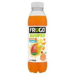 Suuper Mango + witaminy Napój wieloowocowy niegazowany