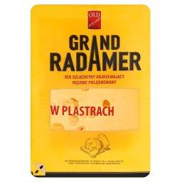 Ser Grand Radamer w plastrach