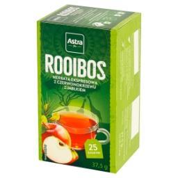 Herbata ekspresowa Rooibos z jabłkiem 37,5 g ()