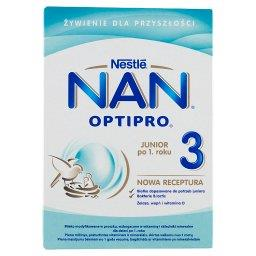 3 Mleko modyfikowane w proszku dla dzieci po 1. roku 800 g