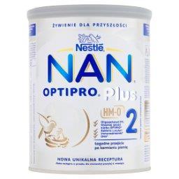 2 HM-O Mleko modyfikowane w proszku dla niemowląt powyżej 6. miesiąca