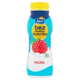Jogurt malinowy bez dodatku cukrów