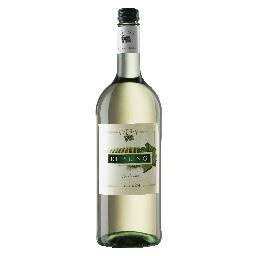 Wino Riesling białe wytrawne 1,00 l