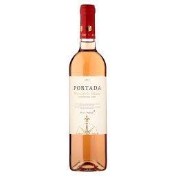 Wino różowe wytrawne portugalskie