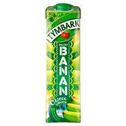 Owoce Świata Zielony banan Napój wieloowocowy 1 l