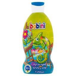 Płyn do kąpieli barwiący wodę kameleon