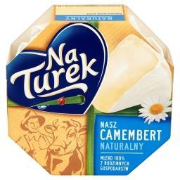 Nasz Camembert naturalny Ser