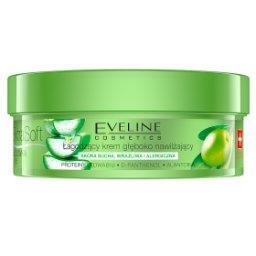 Extra Soft Łagodzący krem głęboko nawilżający do twarzy i ciała bio oliwka i aloes