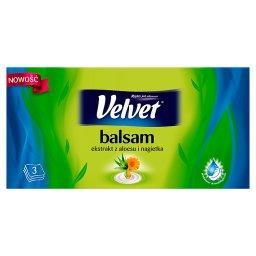 Balsam Chusteczki uniwersalne z ekstraktem z aloesu ...