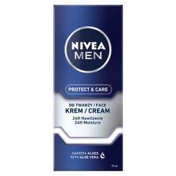 MEN Protect & Care 24 h Nawilżający krem do twarzy