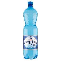 2000 Naturalna woda mineralna wysokozmineralizowana lekko gazowana