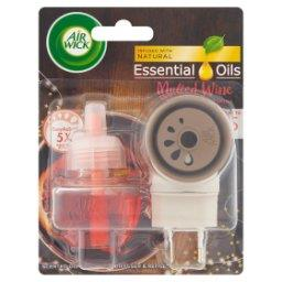 Essential Oils Wtyczka elektryczna i wkład grzane wino