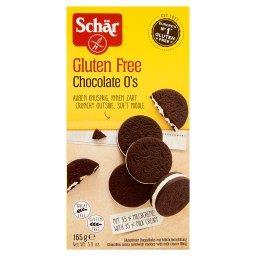 Chcolate O's Bezglutenowe herbatniki kakaowe z mlecz...