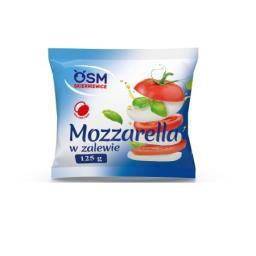 Mozzarella w zalewie 125g