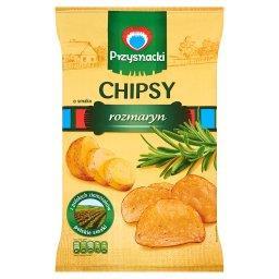 Chipsy o smaku rozmaryn