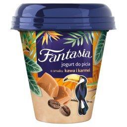 Fantasia Jogurt do picia o smaku kawa i karmel
