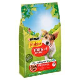 Vitafit Mini Menu Karma dla psów z wołowiną
