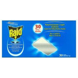 Przeciw komarom Wkładki do elektrofumigatora owadobójczego 30 sztuk